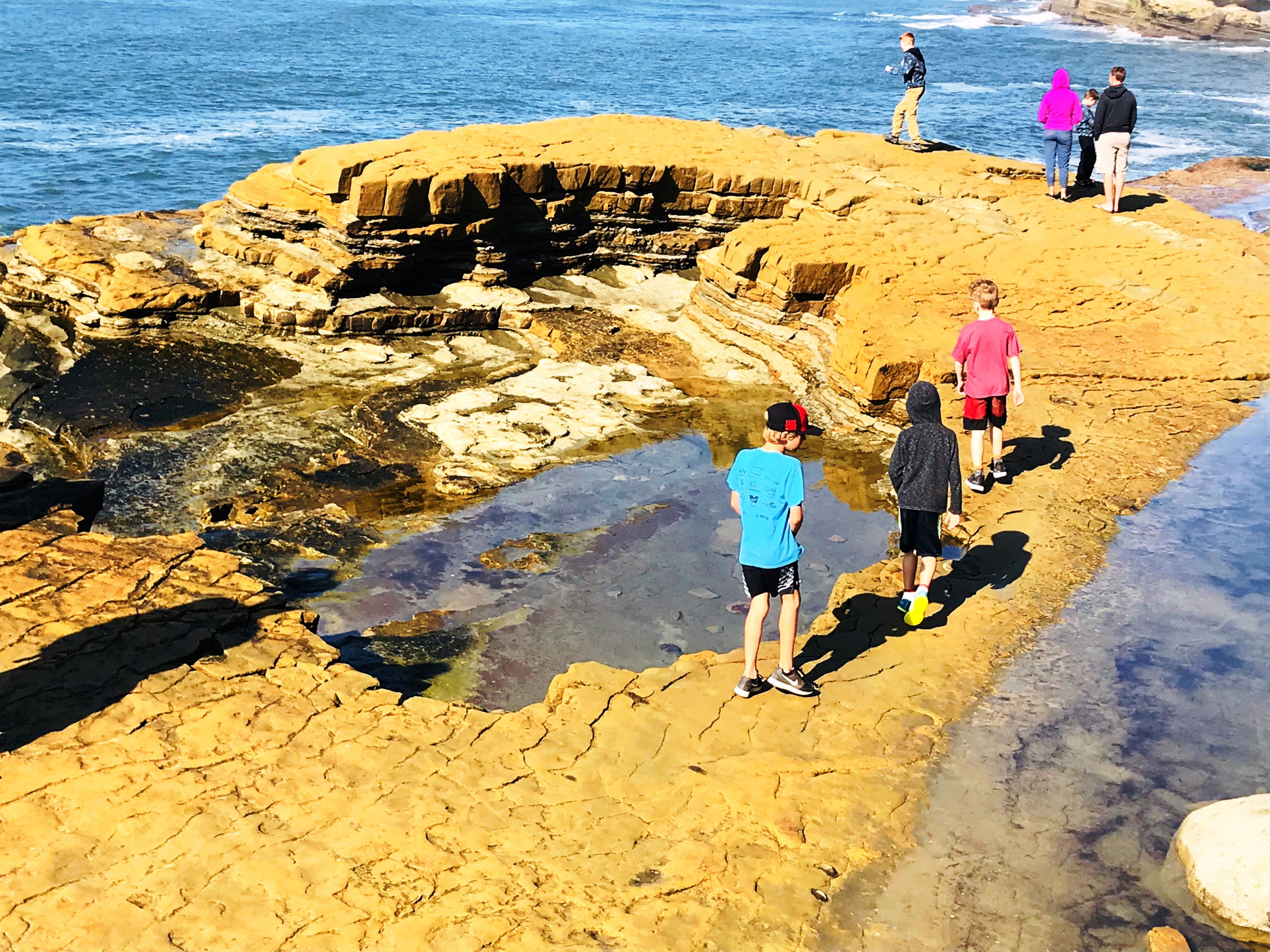 Coastal areas archives san diego family travelers cabrillo national monument trails a stunning site not to be missed nvjuhfo Gallery